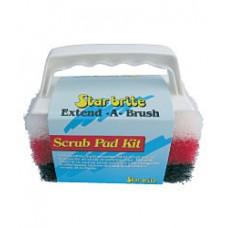 Scrub Pad Kit klein