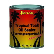 Tropical Teak Oil Sealer Classic 473 ml
