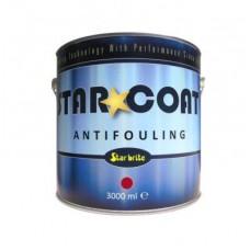 StarCoat Antifouling Rood 1000 ml